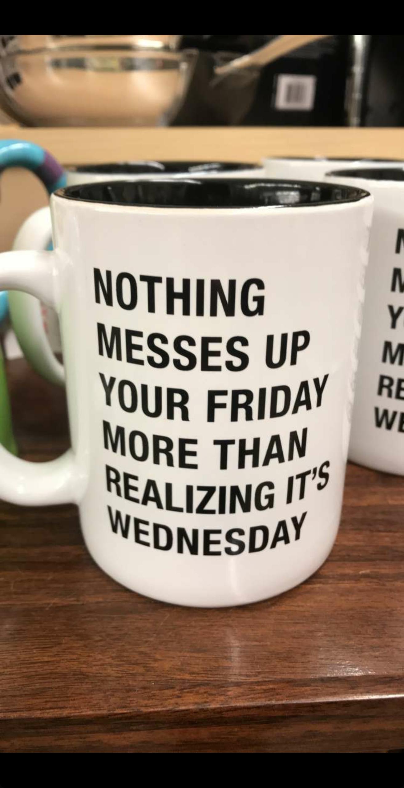 Me every week.