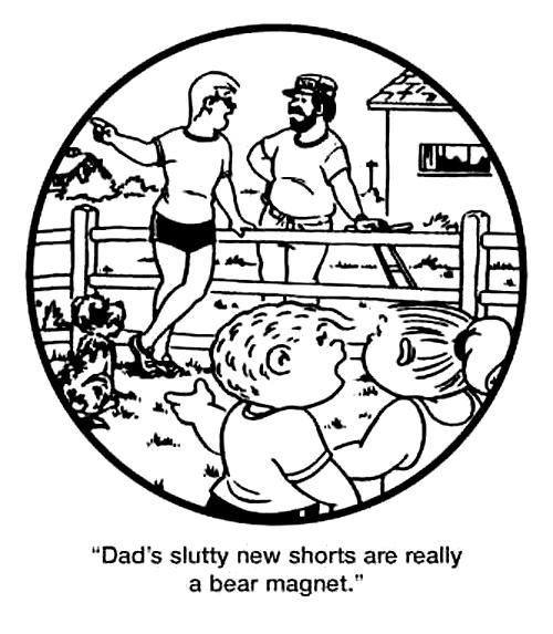 Family Circus Funnies