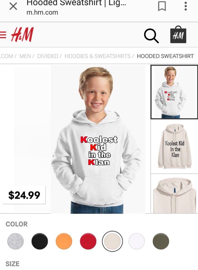 New H&M collection is truly supreme