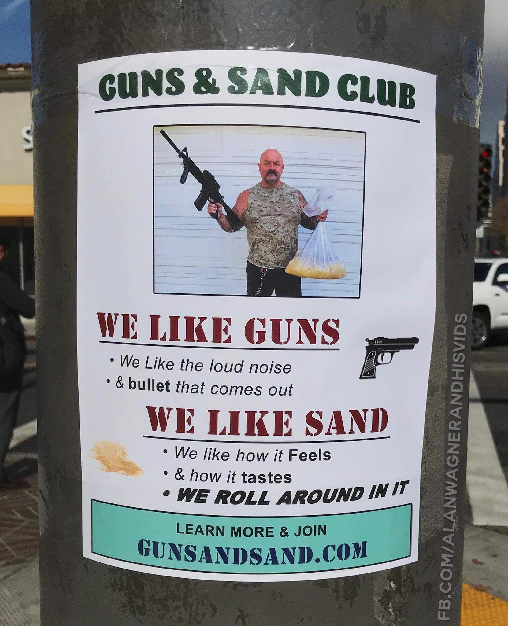 Guns & Sand Club