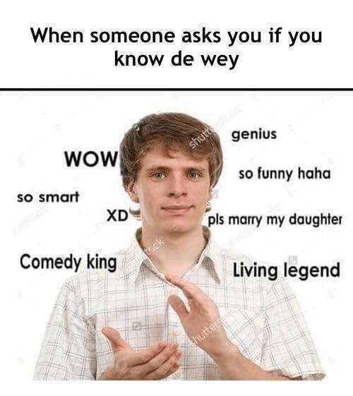 haha nice meme