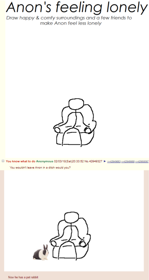 4chan is a nice place :)