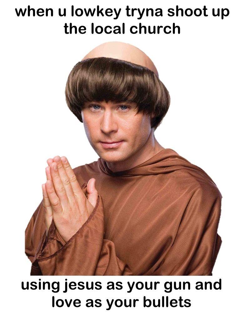 Jesus said OC would take me to Heaven.