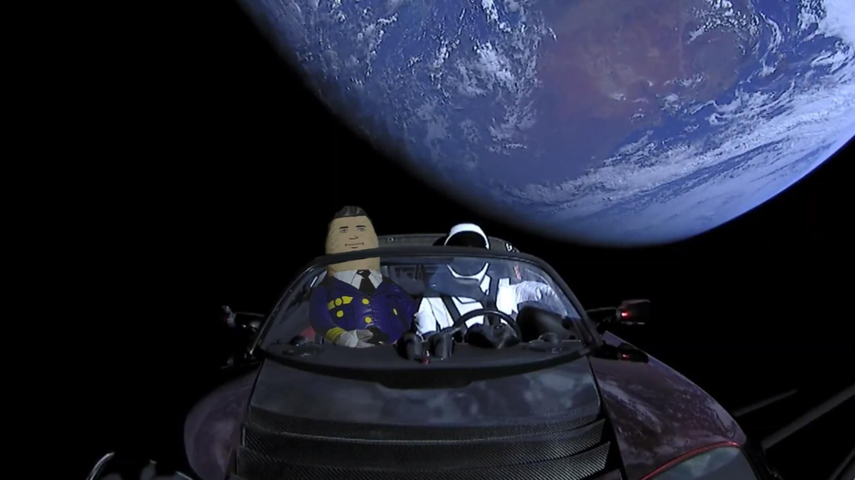 SpaceX confirm successsful autopilot deployment