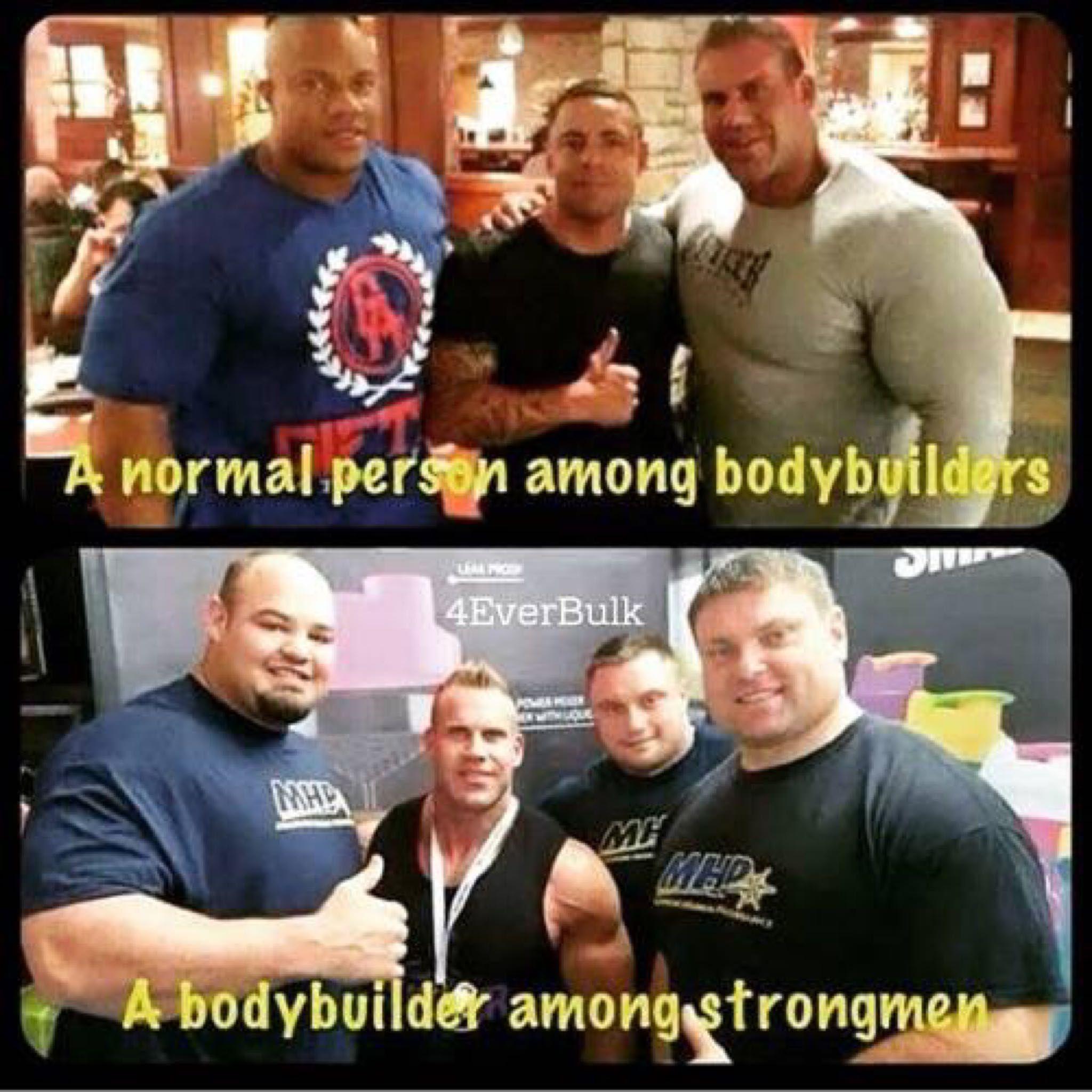 Lol bodybuilders