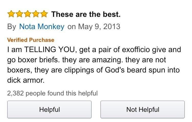 When searching for boxer brief options that offer more protection than the regular cotton ones, consider this review