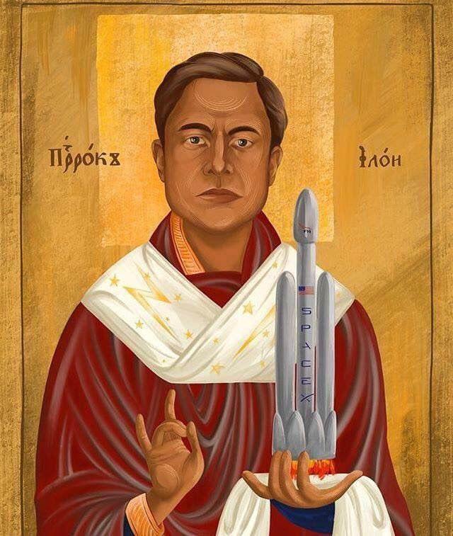 Prophet Elon