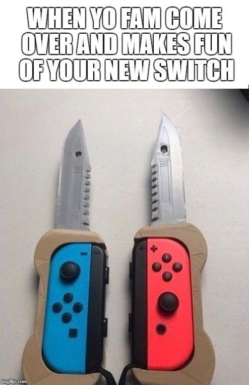 Switch stab
