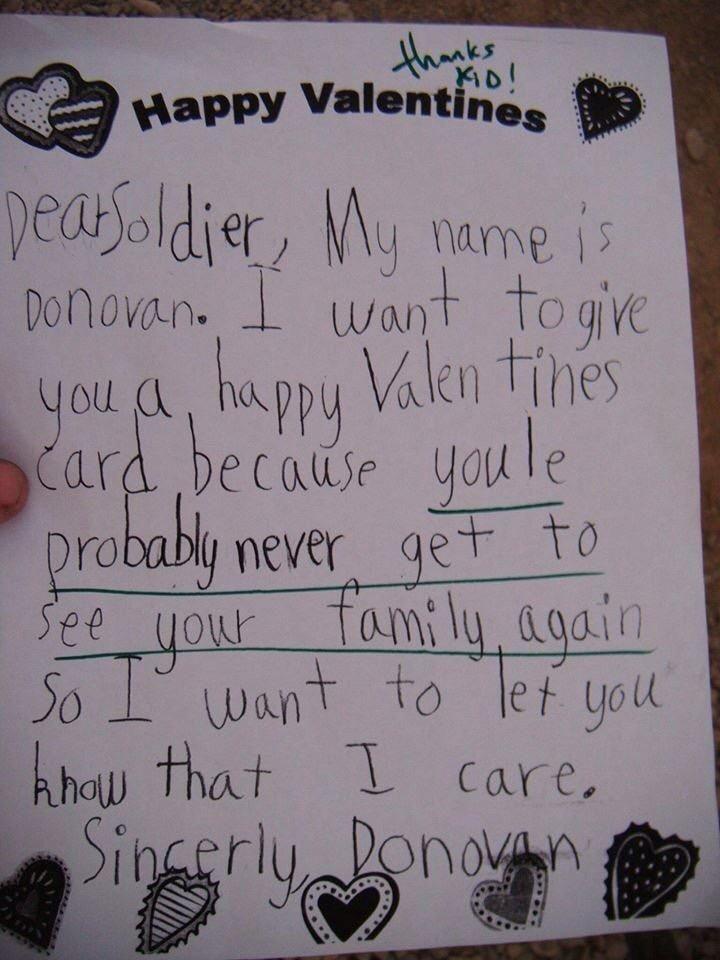 Gee, Thanks Kid!