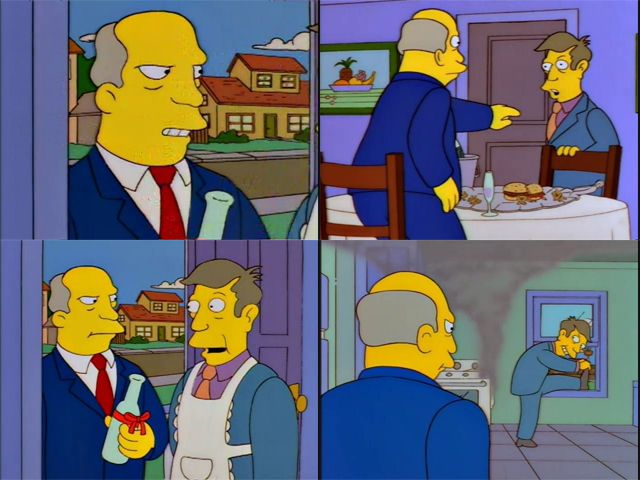 steamed loss