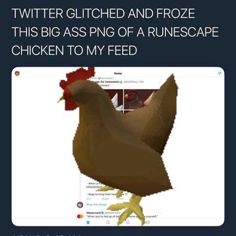 Cheep cheep