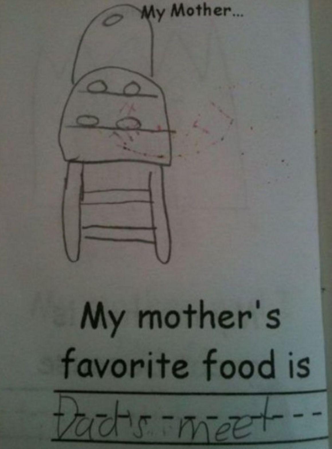 Mom's favourite