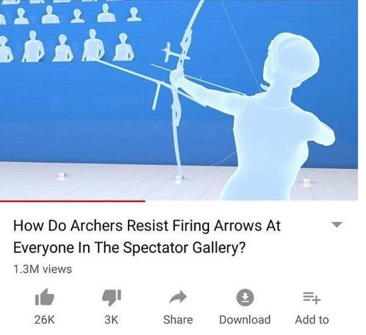 Thank god it's not an AR