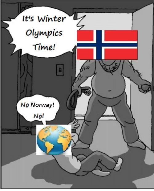 Norway!!!!