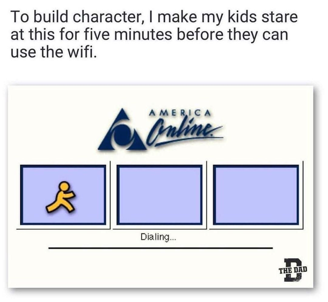 You've got WiFi!