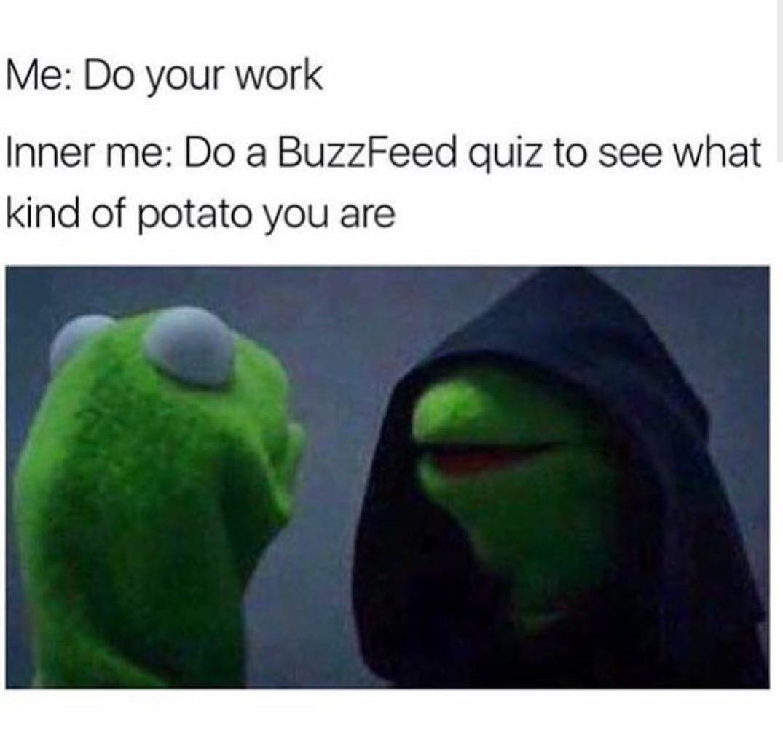 Buzzfeed will getcha