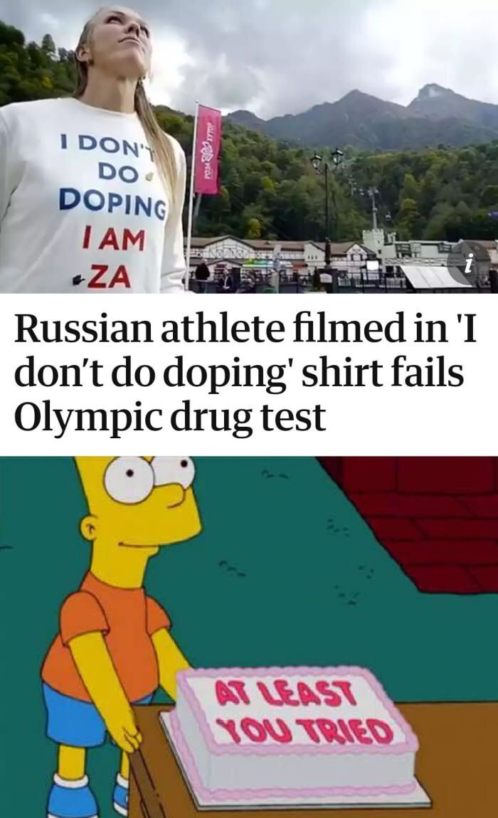 The Winter Olympics In A Nutshell !