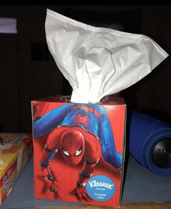 impressive skill, Spider-Man
