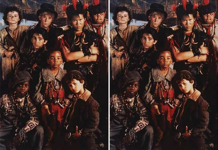 The Lost Boys, Then vs Now.