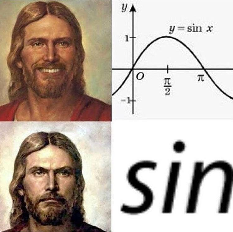 math is sin