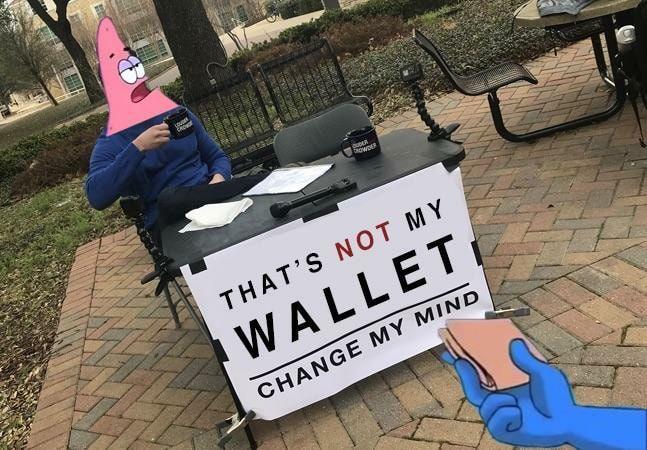 its not mine