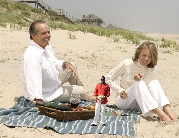 Little Diddy....with Jack and Diane.