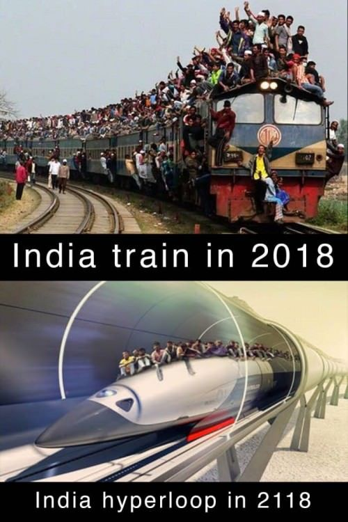 Indian Trains in the Future