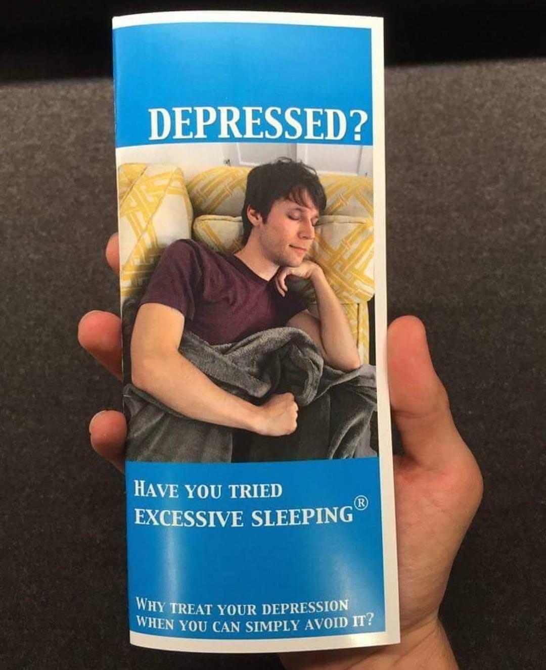 Depressed?