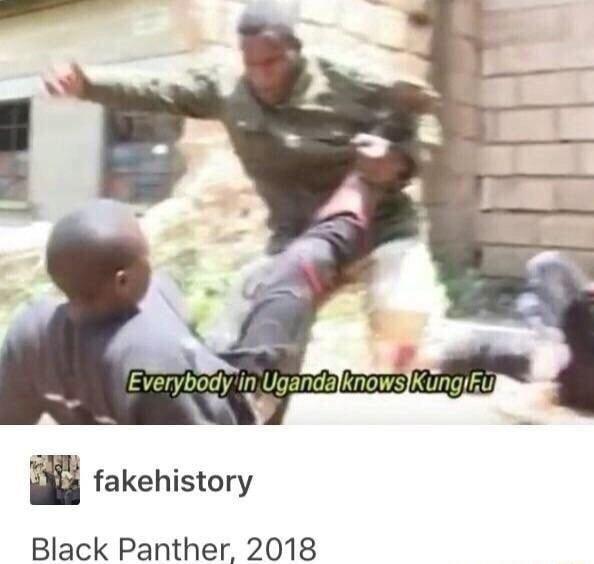 Uganda Knuckle Sandwich