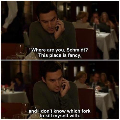 Dining Etiquette.