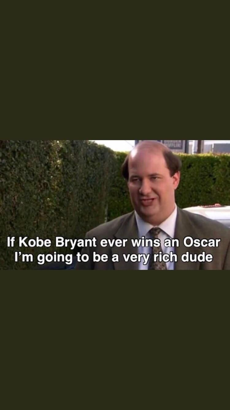 Kevin saw it coming