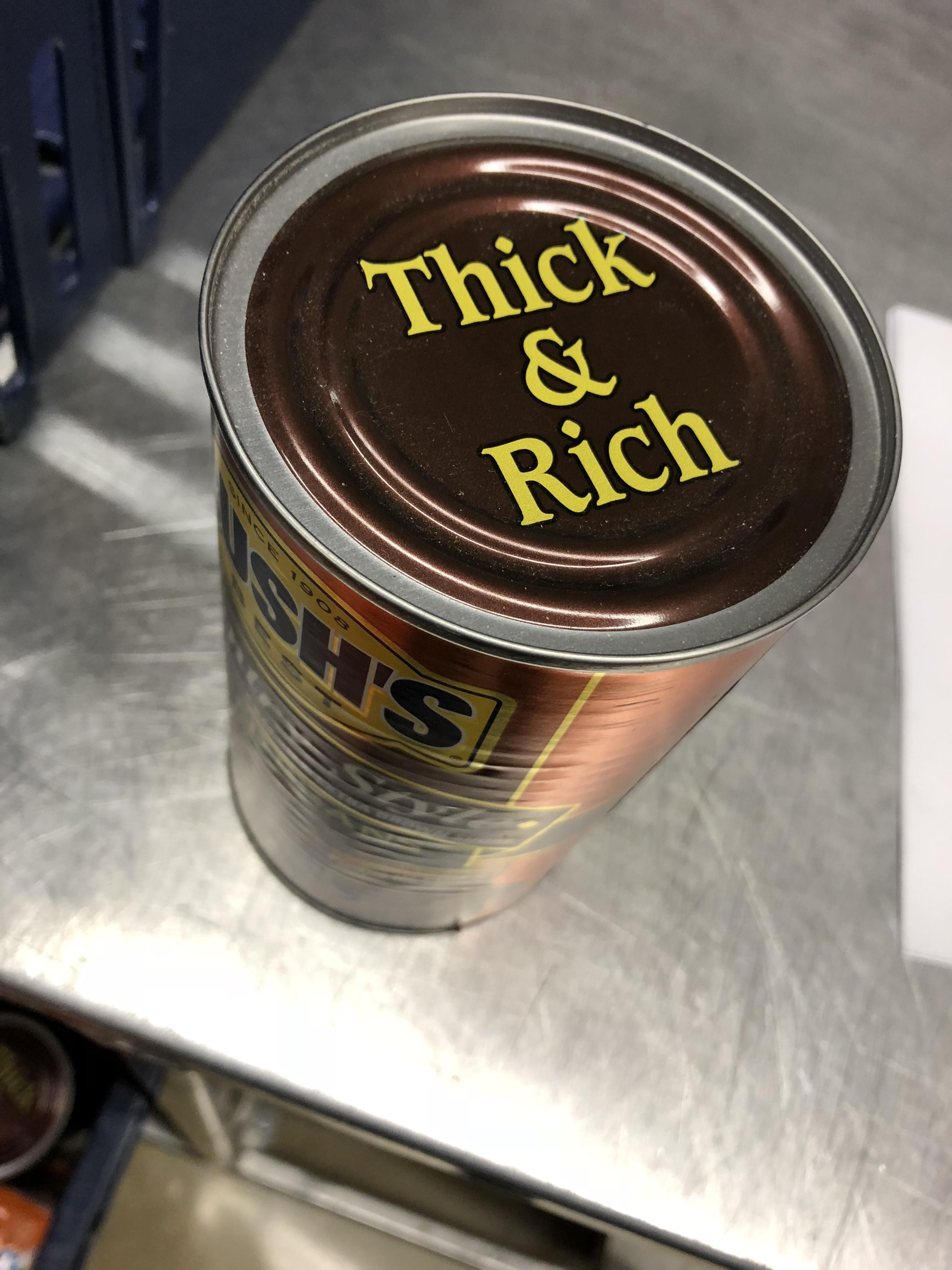 I like my women like my baked beans...