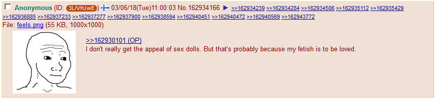 Anon please...