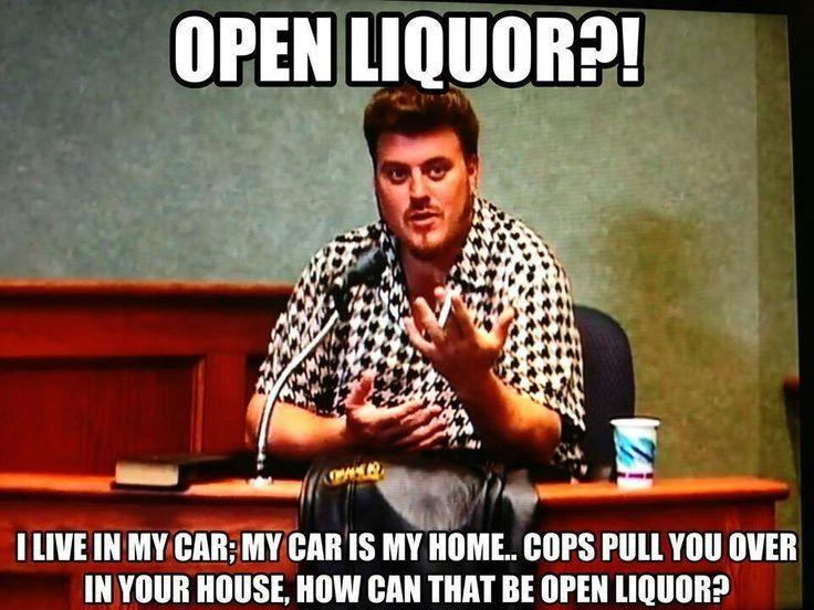 'judge rules man's car his home'