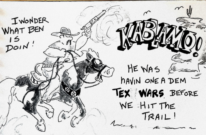 Tex war