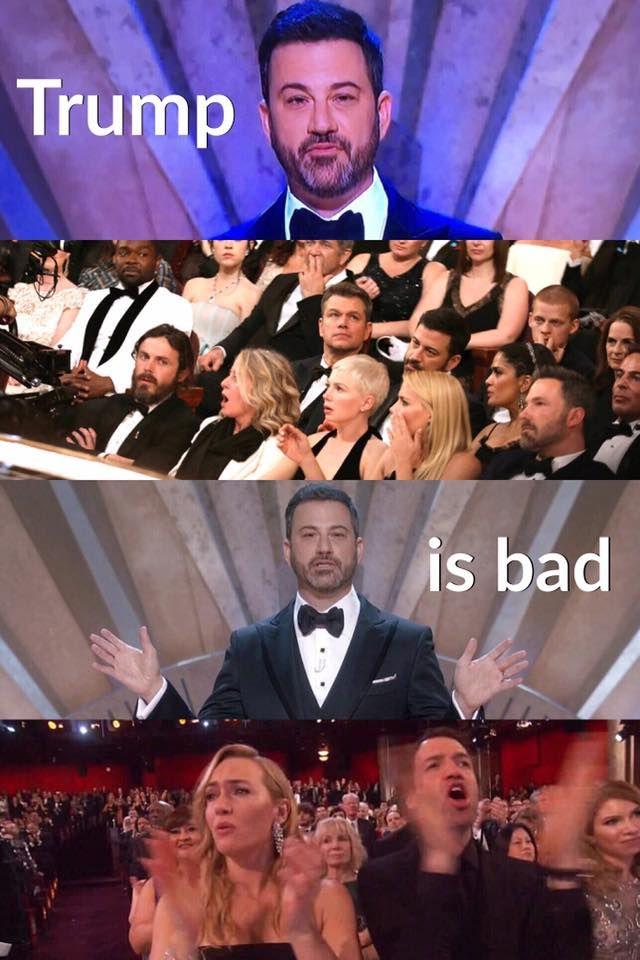 Pedowood Oscars in a nutshell