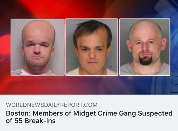 Little crimes
