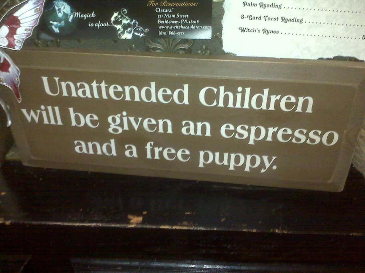 Reasonable measures will be taken parents.