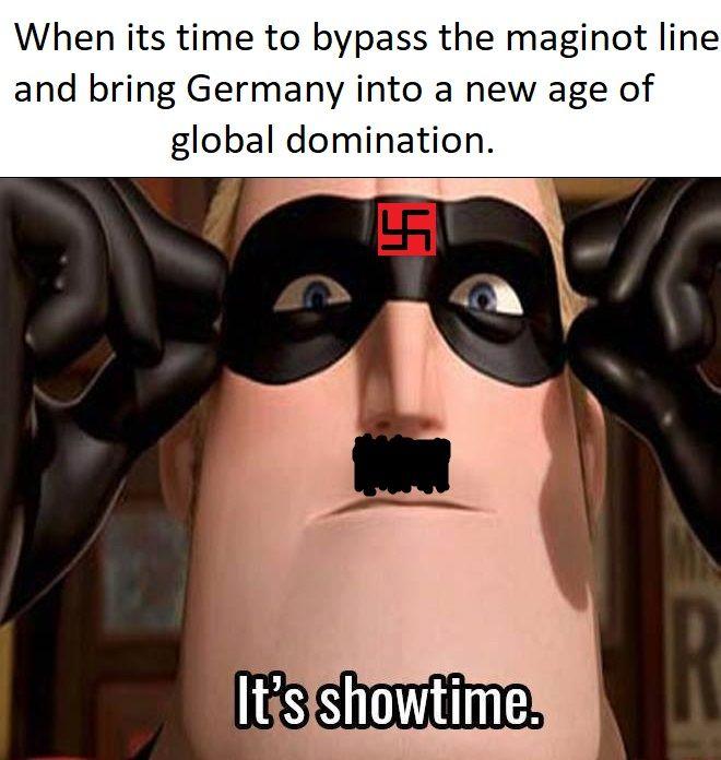 Ein Volk. Ein Reich. Ein Fuhrer.