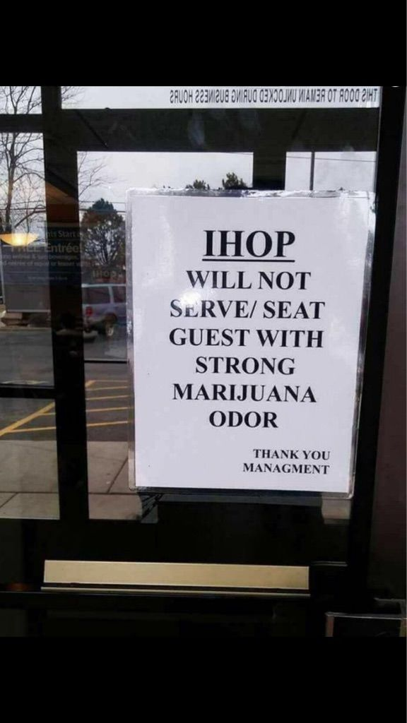 IHOP banning their most lucrative customer base