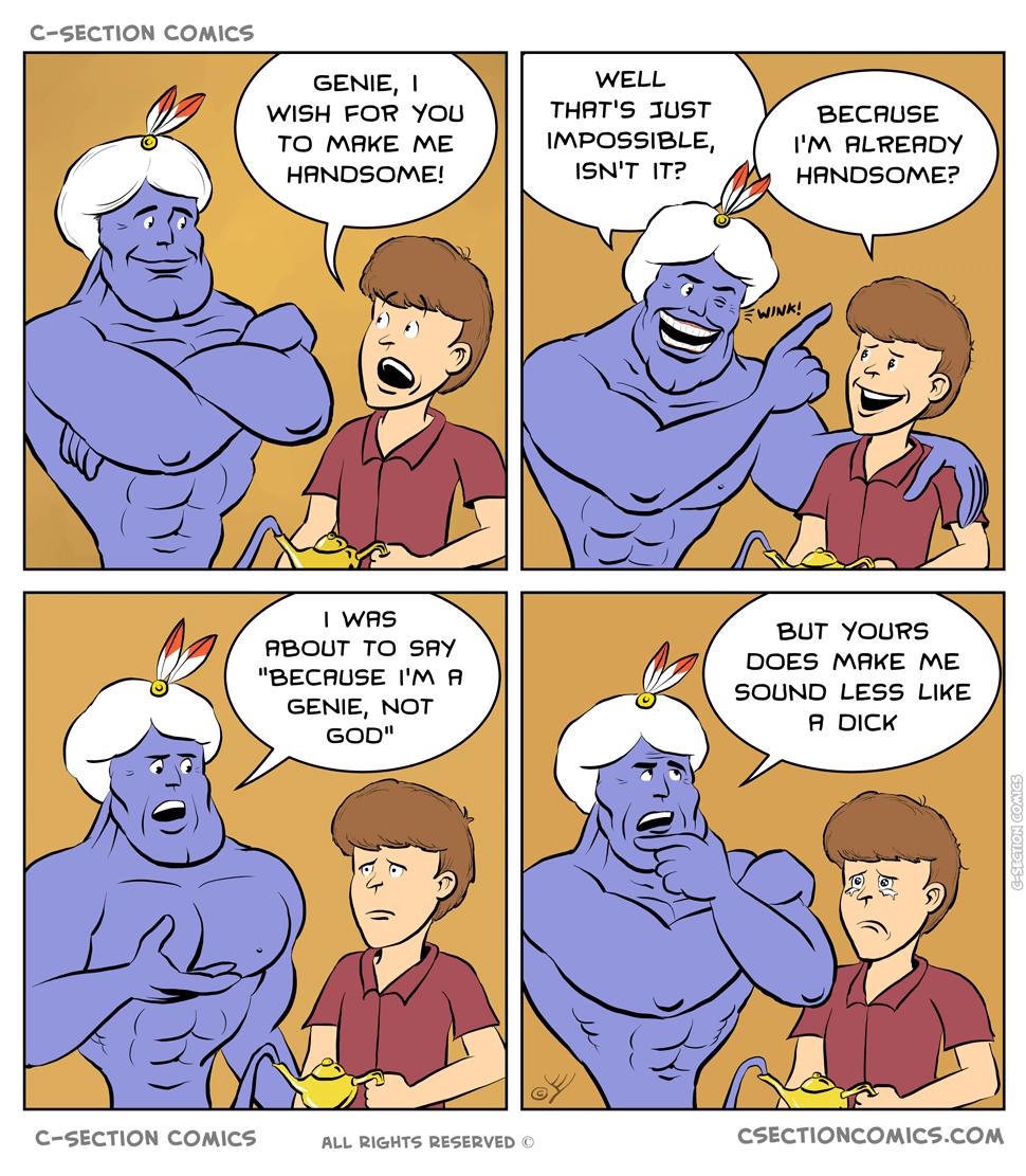 You've never had a friend like him