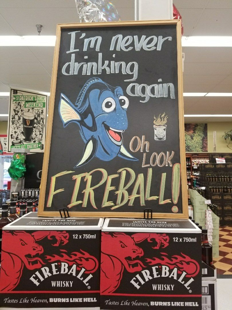 Just keep drinking, just keep drinking
