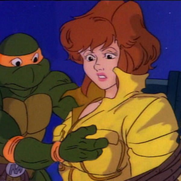 BREAKING NEWS! Picture surfaces of Michaelangelo from the late 1980's. No statement of any kind has been issued yet.