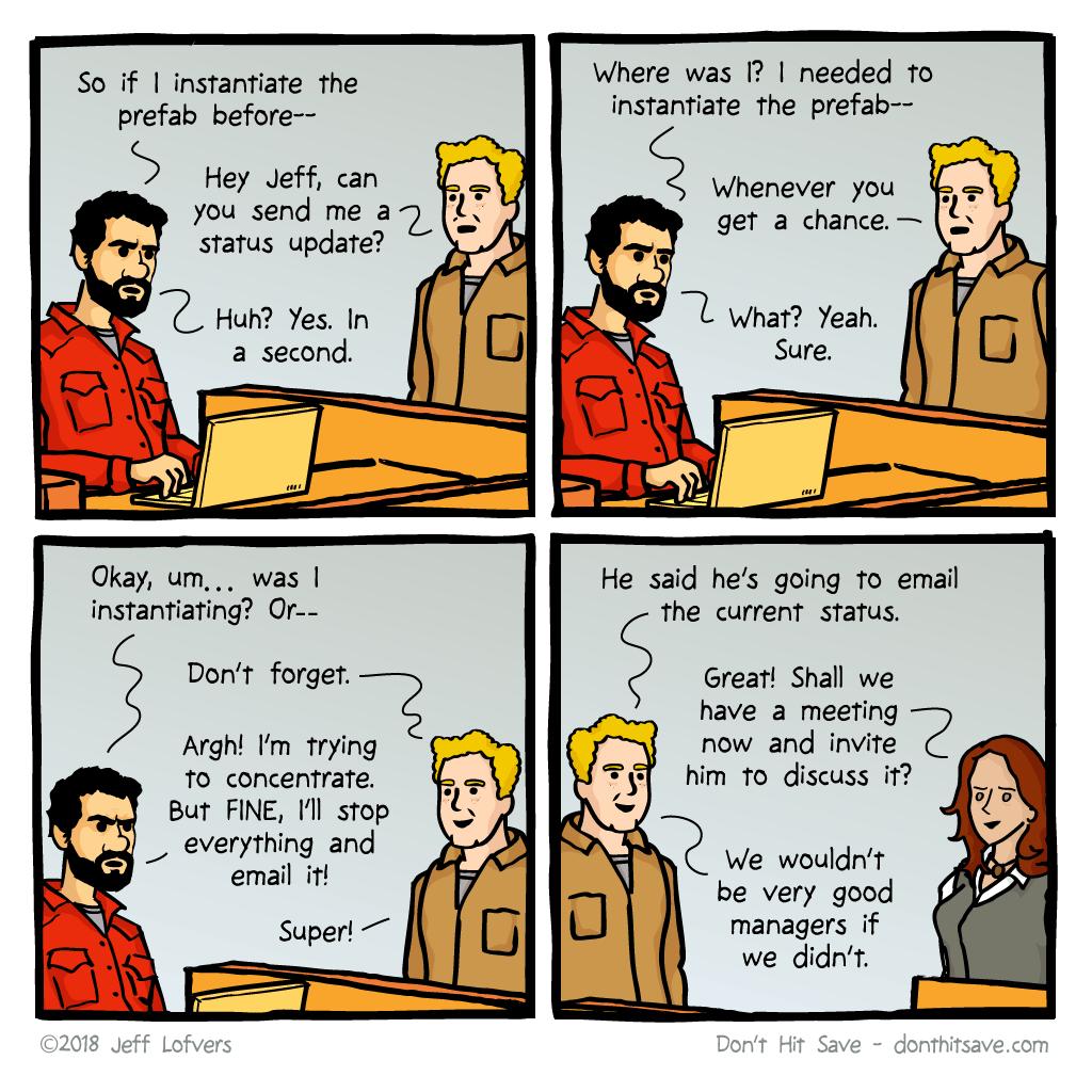 Management...
