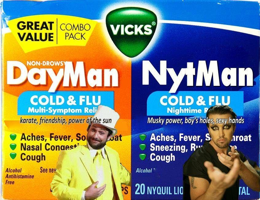 For all your cold and flu needs