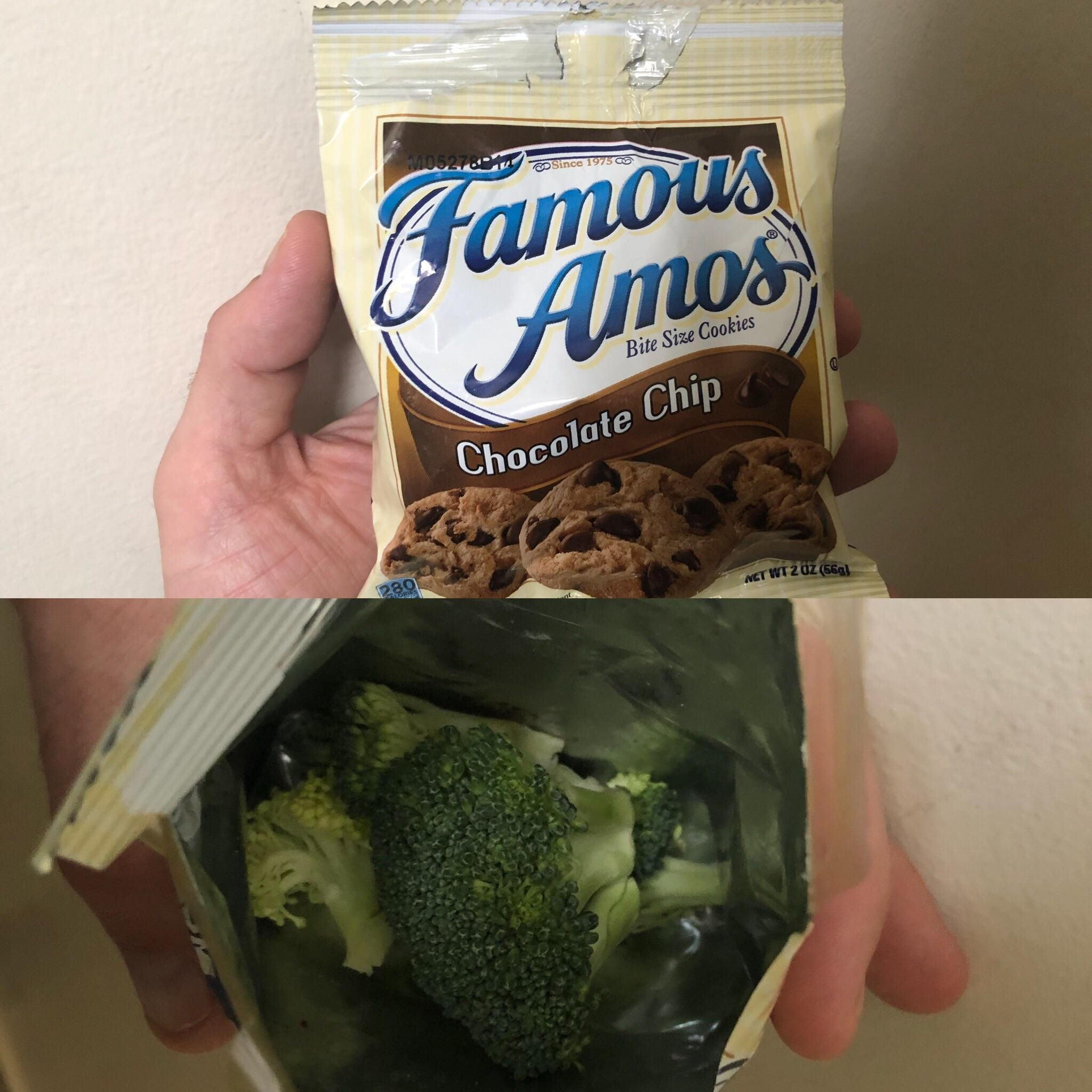 """Daughter yelled at me to make her a """"surprise snack"""""""