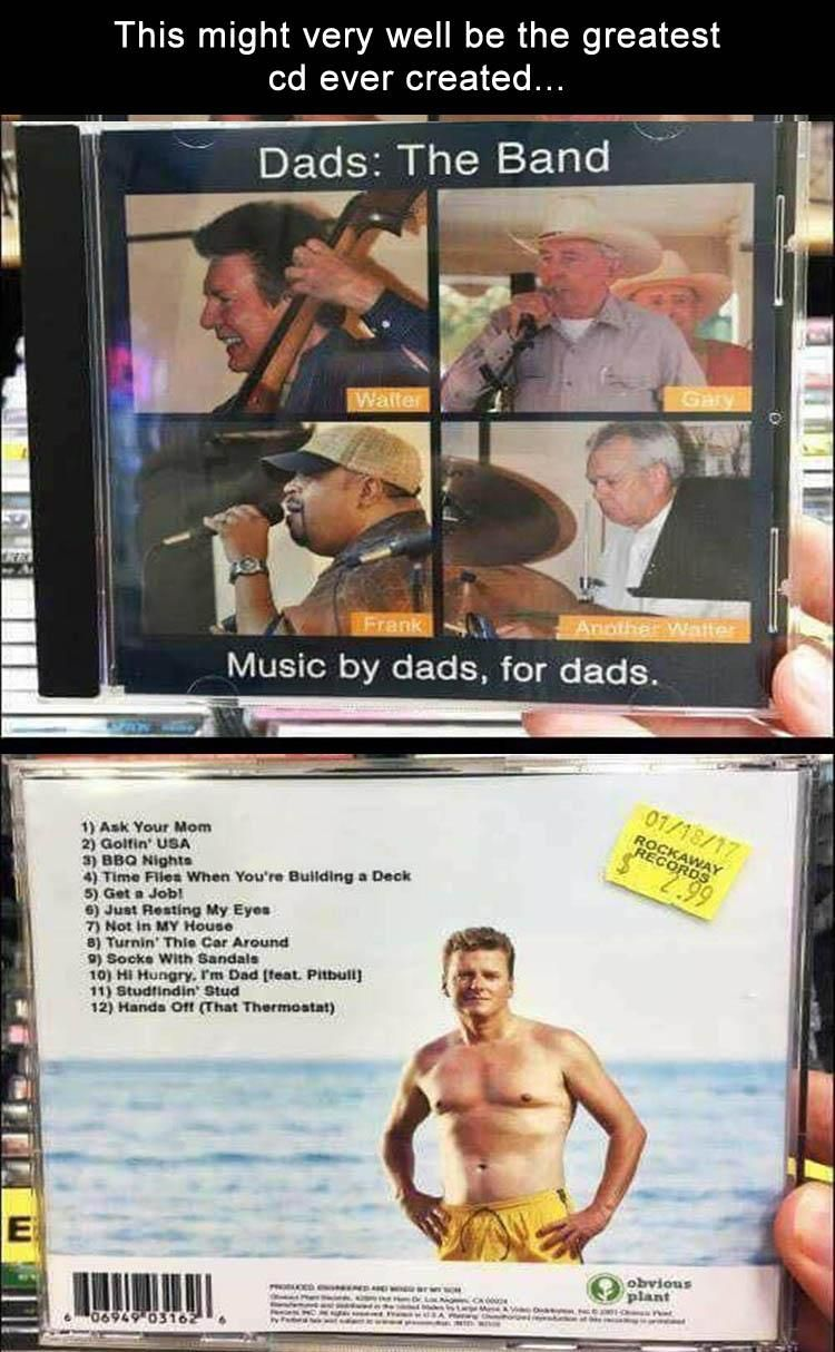 An album i'd listen to
