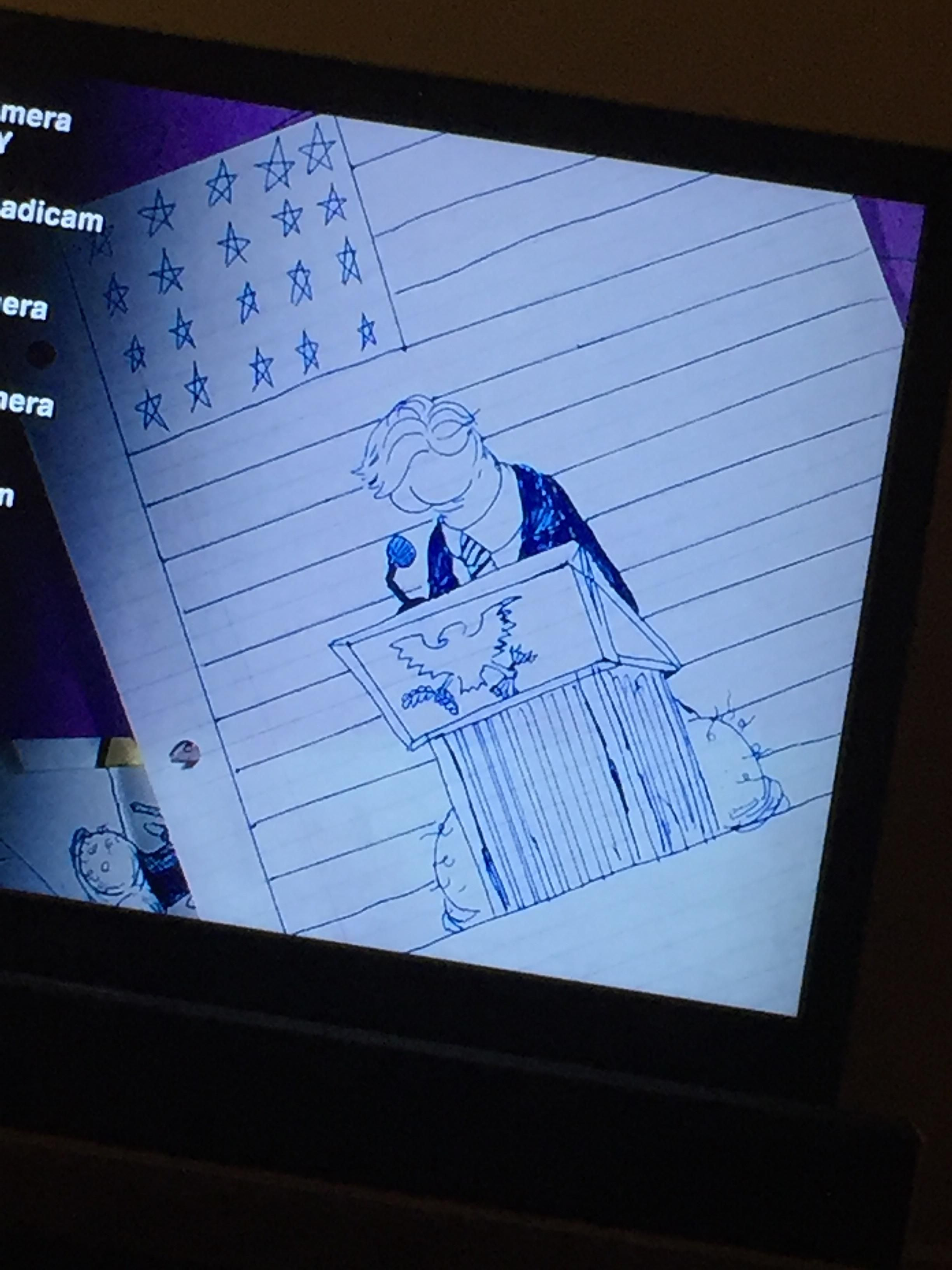 I was watching Superbad when I came across this gem in the credits