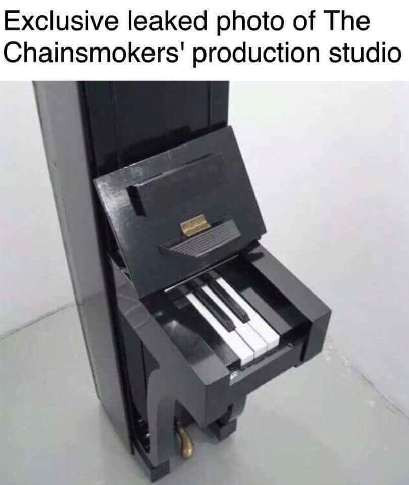 Chainsmokers in a nutshell