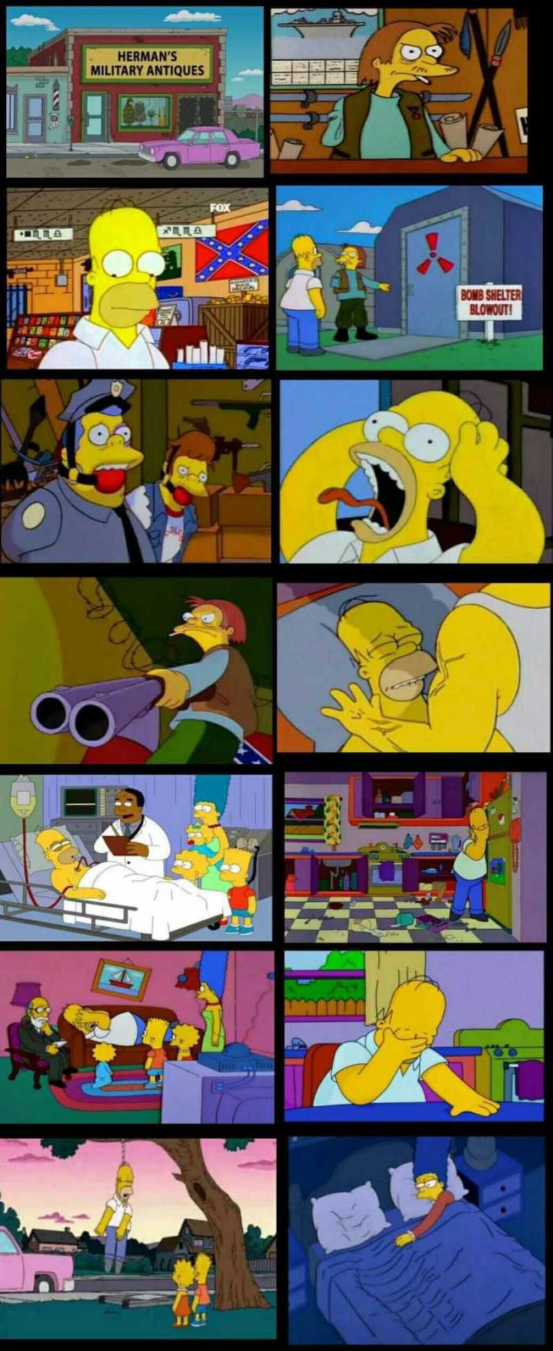 Homer Fiction